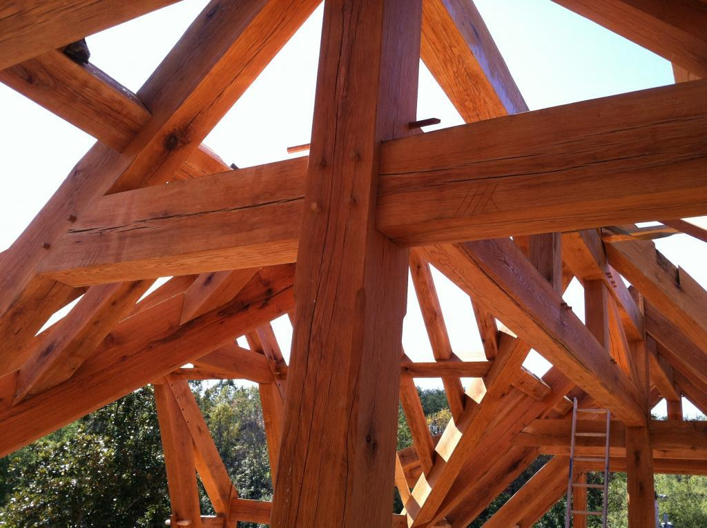 timeless timberframers process